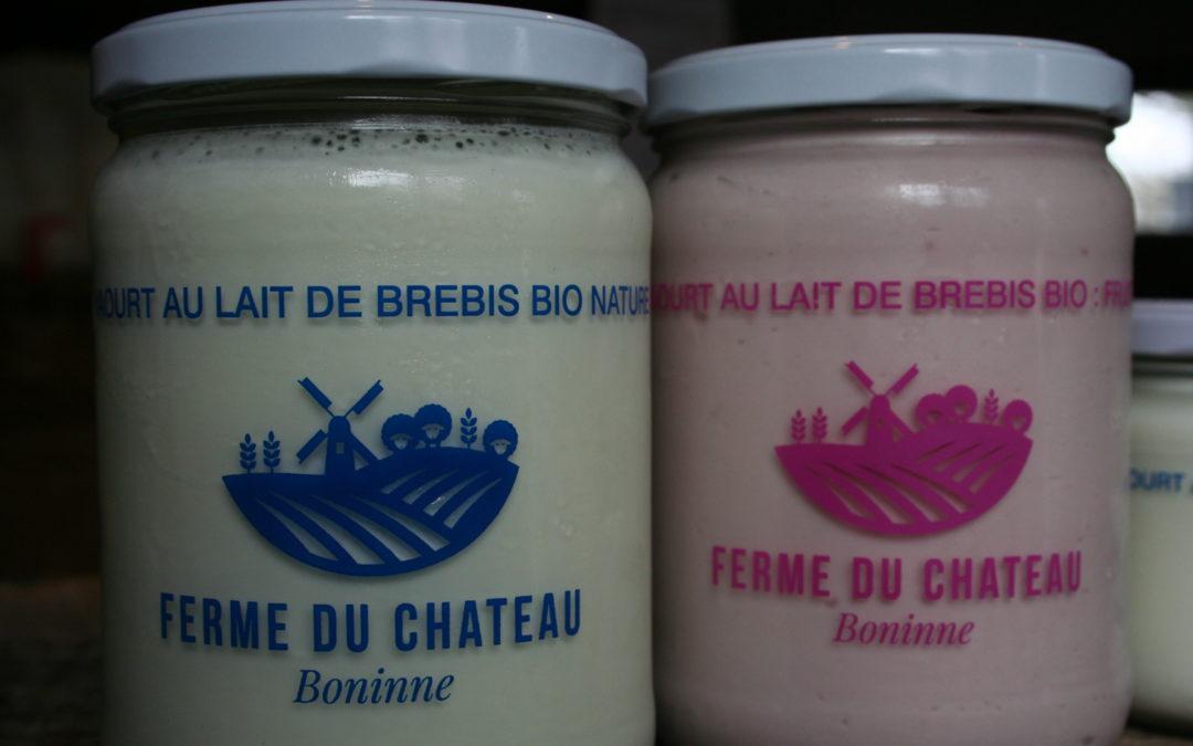 Le yaourt et le fromage de brebis sont de retour!